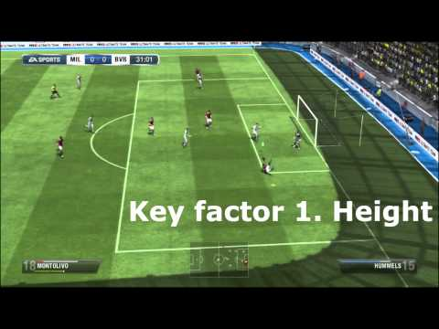 Fifa 13 | Bicycle Kick Tutorial | HD | PS3 & XBOX
