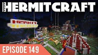 Hermitcraft III 149 | HERMIT THRILLS TOUR | A Minecraft Let's Play