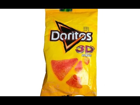 WE Shorts - Doritos 3D's (Mexico)