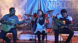 Nadia Dora (Ex Head Of Song ) Perfromed IN UIU Unplugged 4
