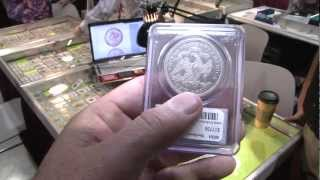 Cool Coins at the Long Beach Expo June 2012