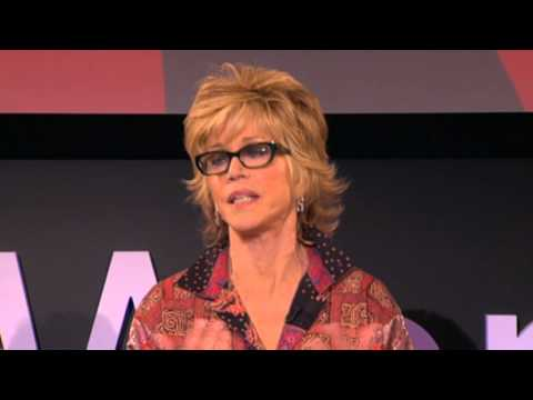TEDxWomen --  Jane Fonda