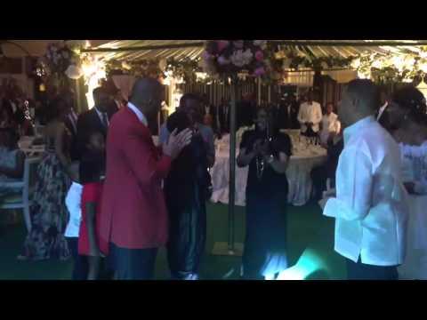 INNOSS'B ANIME LE MARIAGE PRESIDENTIEL A MALABO/GUINEE EQUATORIALE