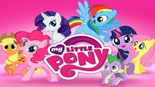 My Little Pony Friendship is Magic Full Game - My Little Pony Games for Kids