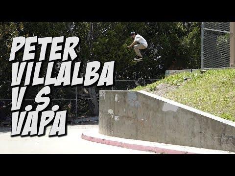 PETER VILLALBA VAPA GAP - DO THE DEW SKATE CHALLENGE !!!