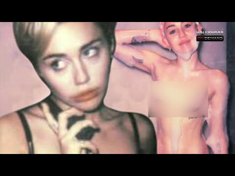 UNCENSORED: Miley Cyrus' Full-Frontal Nude Photoshoot