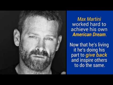 Max Martini Is Giving Back To Our Veterans With His New Movie SGT Will Gardner