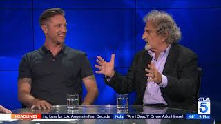 """Devon Sawa And John Herzfeld On Working With Sylvester Stallone In """"Escape Plan: The Extractors"""""""