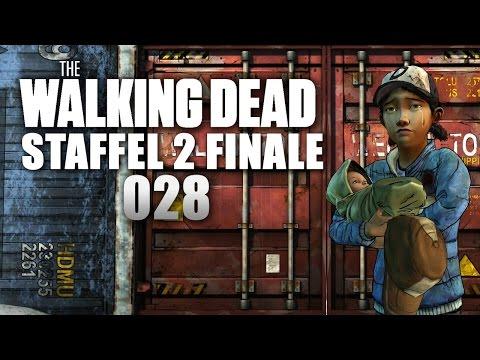 THE WALKING DEAD 2 #028 - Welches Ende? [FINALE #2] [HD+]   Let's Play The Walking Dead Season 2