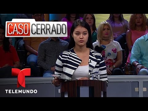 Caso Cerrado   17 Year Old's $50,000 Miscarriage 💸👼💸   Telemundo English