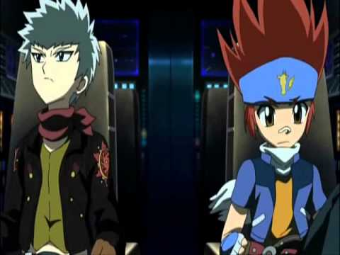 Metal Fight Beyblade VS The Sun The Movie - Sol Blaze. the Scorching-hot Invader part 5