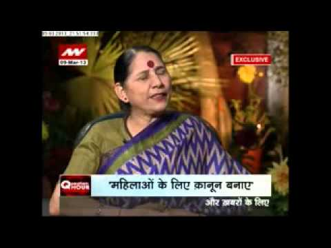 Exclusive: Krishna Tirath speaks to News Nation - Part 3