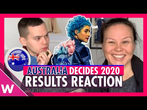 Eurovision Australia Decides 2020: Reaction to Montaigne's win and full show results