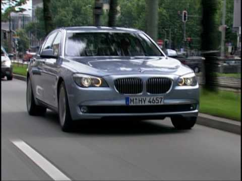 Footage BMW 7 Series Hybrid - ActiveHybrid 7