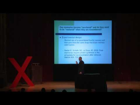 Memory Manipulation: Karim Nader at TEDxUChicago 2012