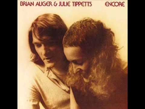 Brian Auger and Julie Tippetts