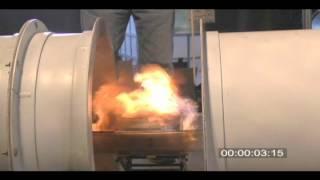 Thumb Darpa: Como apagar el fuego con ondas de sonido