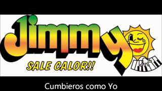 Jimmy Sale Calor 2013 Cumbieros como Yo