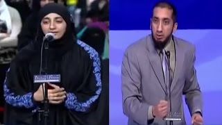 How to Deal With Harassment? Hijabi sister ask Nouman Ali Khan