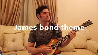 James bond theme (guitar)