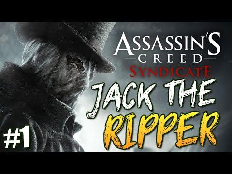 Assassin's Creed Syndicate - Джек Потрошитель!