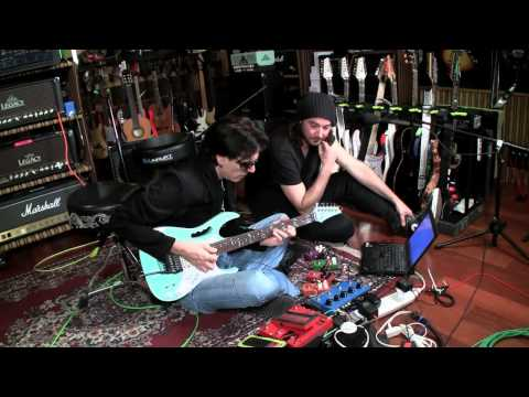 TC Electronic Steve Vai 'Ocean Machine' TonePrint