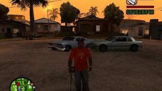 Patlama: Gta San Andreas