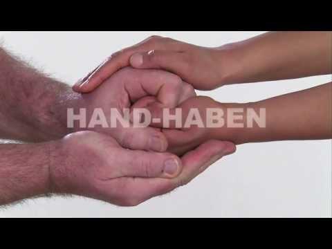 Hand-Haben