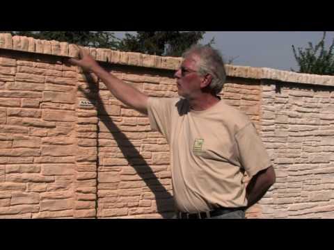betonzaun24: Die Vorteile eines Betonzaunes präsentiert vom Fachberater von REGENSTEIN