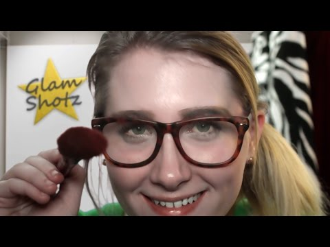 A Glam Shotz Makeover & Clothes Fitting with Salmon (Binaural ASMR Role Play)