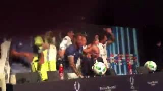 Explore topics   Real Madrid C.F., Sevilla FC, Zinedine Zidane