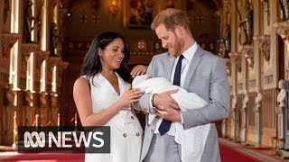 Prince Harry and Meghan introduce Baby Archie to the world | ABC News
