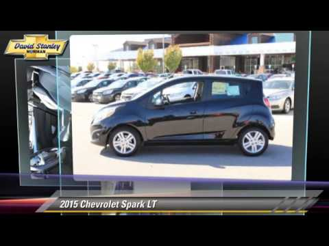 David Stanley Chevrolet Norman U003eu003e New 2015 Chevrolet Spark LT   Norman    YouTube