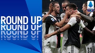 Juventus is back at the top of the table! | Round Up 7 | Serie A