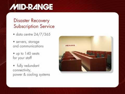Mid-Range Disaster Recovery & High Availability
