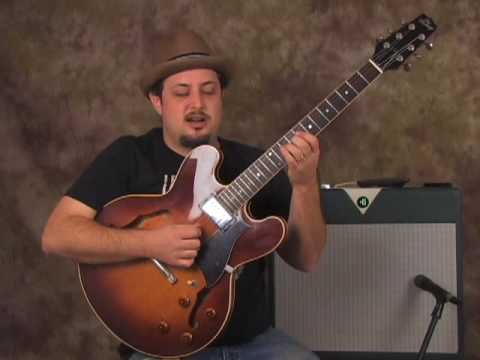 Pt 2 - How To Play Lead Electric Blues -  Guitar Solo Skills  And Cool Practice Devices