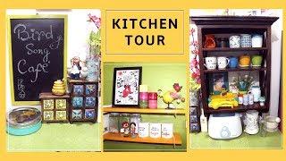 Kitchen Tour | Indian Kitchen Tour | Maitreyee's Passion