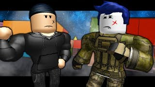 THE LAST GUEST MEETS THE WORST CRIMINAL! (A Roblox Jailbreak Roleplay Story)
