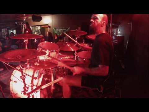 VULGAR - Pantera Tribute Band - BECOMING Drum Cam #1
