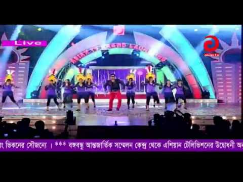 Performance Asian Tv-shakib Khan Apu Biswas 2013 video