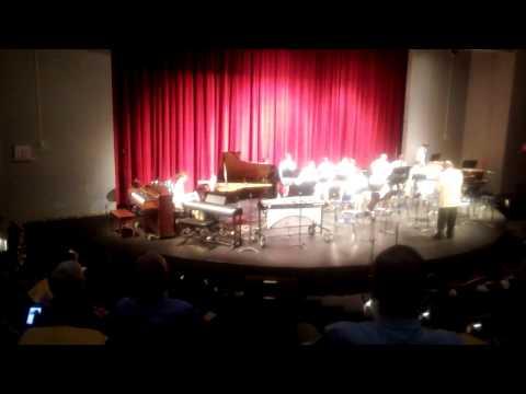Rockhurst High School Wind Ensemble, 9-24-2013