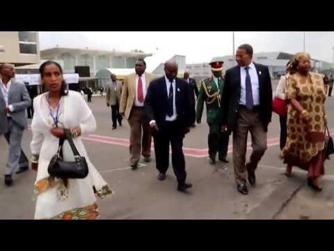 PRESIDENT KIKWETE DEPARTS AFTER ATTENDING AU 50TH ANNIVERSARY SUMMIT IN ADDIS ABABA