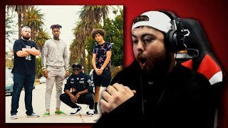"REACTING TO DEJI'S ""UNFORGIVABLE"" KSI DISS TRACK FT. JALLOW  DAX X CRYPT)"