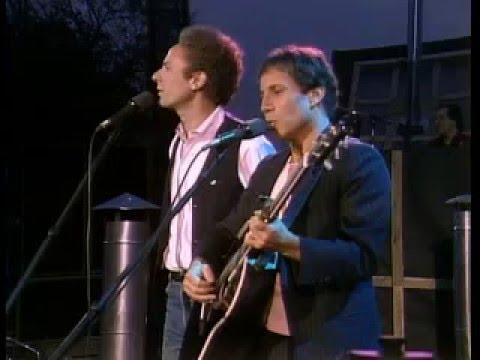 Titelbild des Gesangs Scarborough Fair von Simon & Garfunkel