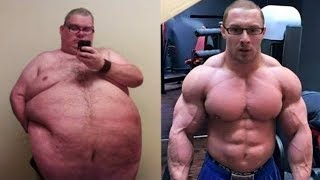Top 10 Unusual Body Transformations