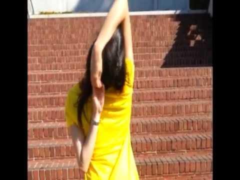 Cute Asian Girls at Berkeley Doing Crazy (but still cute) Moves