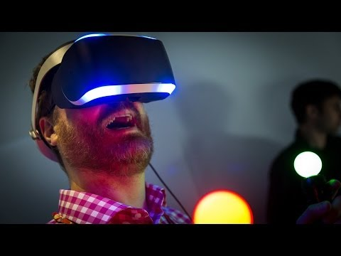 Hands-On: Sony PlayStation 4 Project Morpheus at E3 2014