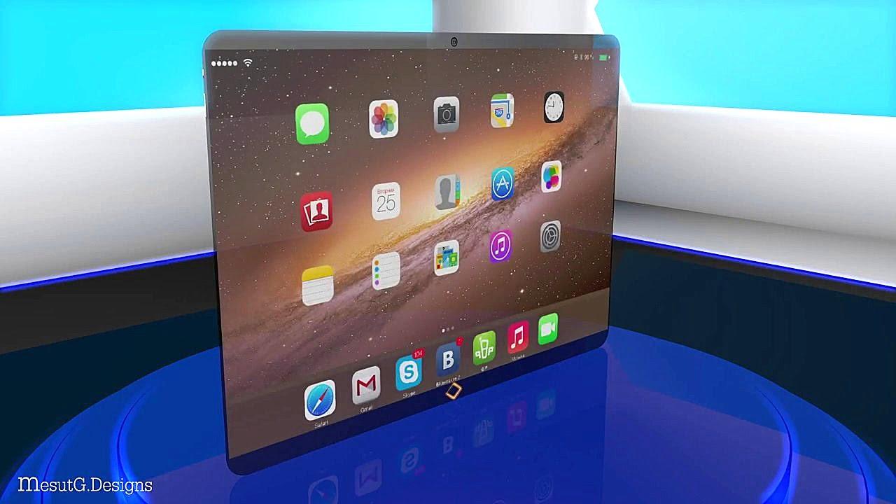 Apple Concepts Apple Ipad Air Plus Concept