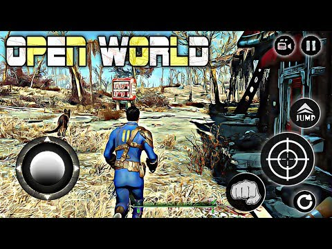 Top 5 Best New Open World Games For Android and iOS In 2017 || Gamerzed Tv
