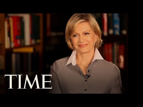 10 Questions with Diane Sawyer